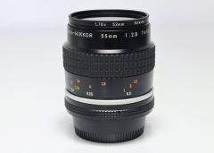 Micro-NIKKOR Ai-S 55mm f2.8 マクロレンズ
