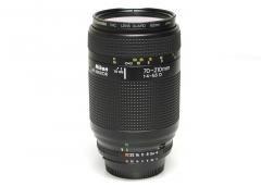Nikon AF NIKKOR 70-210mm f4-5.6D ズームレンズ