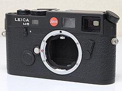 LEICA(ライカ)M6 ブラック TTL0.72 レンジファインダー