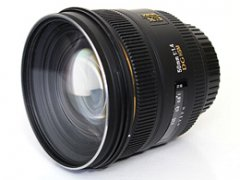 SIGMA シグマ 50mm F1.4 EX DG HSM キャノン用大口径標準レンズ