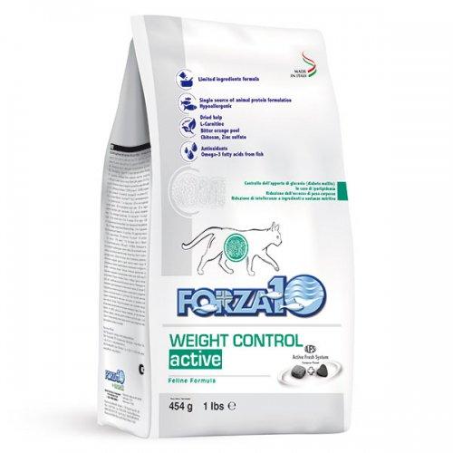 FORZA10(フォルツァディエチ)猫用 アクティブライン ウエイトコントロール アクティブ(低カロリー) 454g