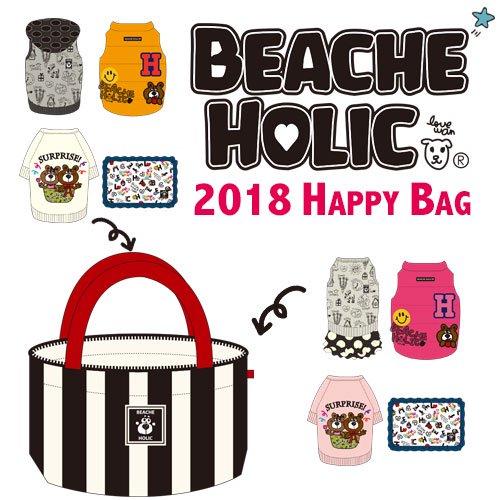 ★ご予約商品 ★【送料無料】 【数量限定】Beache Holic 2018年 福袋 ハッピーバッグ (ビーチェホリック)