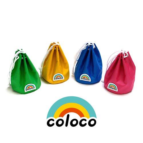 コロコ (coloco) マナーポーチ(抗菌防臭消臭加工)