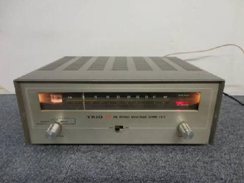 TRIO / FX-5 真空管FMチューナー...