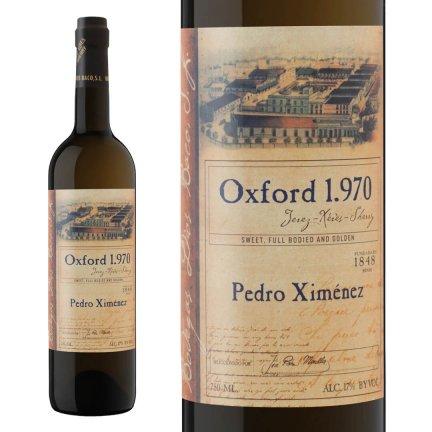 オックスフォード 1970 (ペドロ ヒメネス)500ml