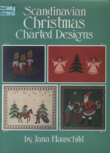 Scandinavian Christmas Charted Designs