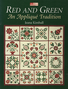 Red & Green An Applique Tradition