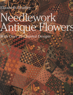 Needlework Antique Flowers