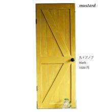 アンティーク風ドア 無垢材ドア 木製扉 ELENA    SD-075