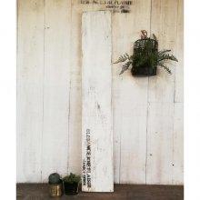 アンティーク風 無垢材棚板 古い足場板 棚板   AZ-998