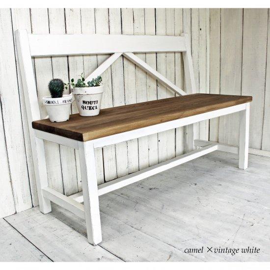 背板斜めベンチ SAMY BT-010