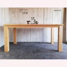 無垢材 こだわりひのきのダイニングテーブル  DT-033