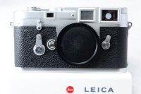 <img class='new_mark_img1' src='https://img.shop-pro.jp/img/new/icons15.gif' style='border:none;display:inline;margin:0px;padding:0px;width:auto;' />LEICA ライカ M3 後期 SS シングルストローク 1959年 ドイツ製(中村光学OH済み)