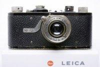 LEICA ライカ A型(�型) Elmar 旧ニッケルエルマー50mmF3.5 (LeicaShopくらもちOH済)