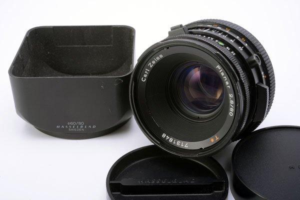 Hasselblad ハッセルブラッド Planar プラナー CF 80mmF2.8 T* + 純正フード