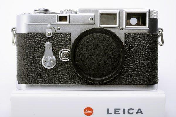 LEICA ライカ M3 DS ダブルストローク 最初期型 77万番台 1955年製(松屋カメラOH済)