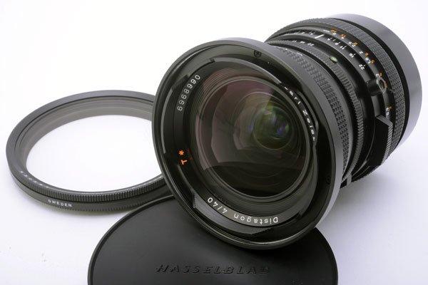 Hasselblad ハッセルブラッド Distagon ディスタゴン CF 40mm F4 FLE T* シュリロ正規品 + フィルター
