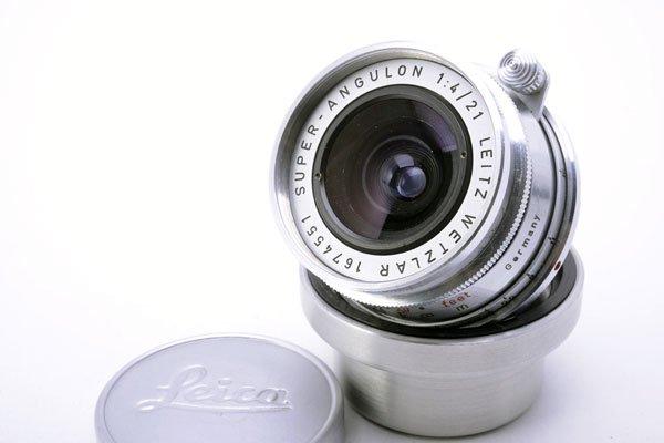 LEICA ライカ Super-Angulon スーパーアンギュロン 21mmF4