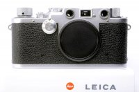 LEICA ライカ バルナック IIIf 3f RD レッドダイヤル 1952/53年製 (整備済)<img class='new_mark_img2' src='https://img.shop-pro.jp/img/new/icons15.gif' style='border:none;display:inline;margin:0px;padding:0px;width:auto;' />