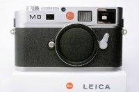 <img class='new_mark_img1' src='https://img.shop-pro.jp/img/new/icons15.gif' style='border:none;display:inline;margin:0px;padding:0px;width:auto;' />LEICA ライカ M8 デジタル シルバーボディ