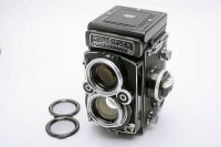 <img class='new_mark_img1' src='https://img.shop-pro.jp/img/new/icons15.gif' style='border:none;display:inline;margin:0px;padding:0px;width:auto;' />ROLLEIFLEX ローライフレックス 2.8F Planar プラナー 80mmF2.8 + インテンスクリーン