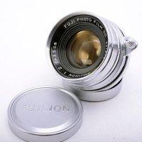 <img class='new_mark_img1' src='https://img.shop-pro.jp/img/new/icons15.gif' style='border:none;display:inline;margin:0px;padding:0px;width:auto;' />FUJIFILM 富士フィルム Fujinon 35mm f2.0 1954年 L39マウント(関東カメラ整備済)