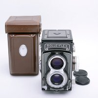 <img class='new_mark_img1' src='https://img.shop-pro.jp/img/new/icons15.gif' style='border:none;display:inline;margin:0px;padding:0px;width:auto;' />ROLLEIFLEX ローライフレックス T グレー Tessar テッサー 75mmF3.5(中村光学OH済)