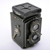 <img class='new_mark_img1' src='https://img.shop-pro.jp/img/new/icons15.gif' style='border:none;display:inline;margin:0px;padding:0px;width:auto;' />Rolleiflex Standard ローライフレックス スタンダード 3.5 (Model 622 type3) Tessar テッサー 75mmF3.5