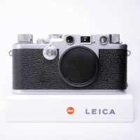 LEICA ライカ バルナック IIIf 3f RD レッドダイヤル 1952年製 + 革ケース<img class='new_mark_img2' src='https://img.shop-pro.jp/img/new/icons15.gif' style='border:none;display:inline;margin:0px;padding:0px;width:auto;' />
