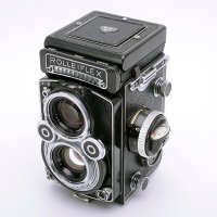 <img class='new_mark_img1' src='https://img.shop-pro.jp/img/new/icons15.gif' style='border:none;display:inline;margin:0px;padding:0px;width:auto;' />ROLLEIFLEX ローライフレックス 3.5F Planar プラナー 75mmF3.5 + インテンスクリーン