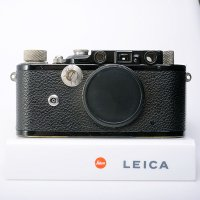 <img class='new_mark_img1' src='https://img.shop-pro.jp/img/new/icons15.gif' style='border:none;display:inline;margin:0px;padding:0px;width:auto;' />LEICA ライカ バルナック �3 (D3) ブラックペイント 1933年製(中村光学OH済)