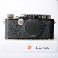 <img class='new_mark_img1' src='https://img.shop-pro.jp/img/new/icons15.gif' style='border:none;display:inline;margin:0px;padding:0px;width:auto;' />LEICA ライカ バルナック �3 (D3) ブラックペイント 1936年製