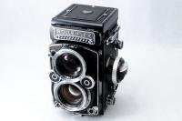<img class='new_mark_img1' src='https://img.shop-pro.jp/img/new/icons15.gif' style='border:none;display:inline;margin:0px;padding:0px;width:auto;' />ROLLEIFLEX ローライフレックス 2.8F Xenotar クセノタール 80mmF2.8