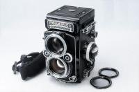 <img class='new_mark_img1' src='https://img.shop-pro.jp/img/new/icons34.gif' style='border:none;display:inline;margin:0px;padding:0px;width:auto;' />ROLLEIFLEX ローライフレックス 2.8F Xenotar クセノタール 80mmF2.8