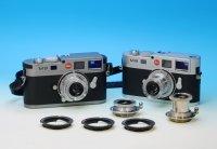 RAYQUAL L-M リング (Leica LスクリューレンズをM ボディに取り付け)