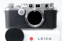 <img class='new_mark_img1' src='https://img.shop-pro.jp/img/new/icons15.gif' style='border:none;display:inline;margin:0px;padding:0px;width:auto;' />LEICA ライカ バルナック�f 3f ブラックダイヤル 1950年製(OH済)
