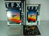 DOS/Vソフト イマジニアシリーズ7+ 「TFX」CD-ROM
