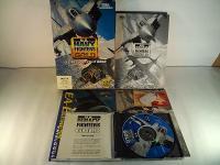 DOS/Vソフト EA 「U.SネイビーファイターズGOLD」CD-ROM