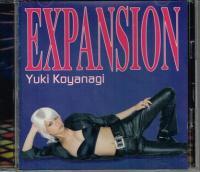 小柳ゆき EXPANSION (2000/8/23) ワーナーミュージック・ジャパン
