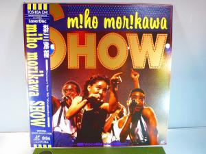 Miho Morikawa SHOW vocalization