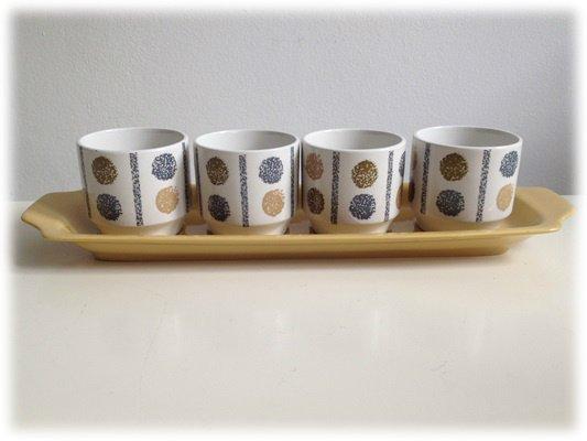 【送料無料】Midwinter/ミッドウィンター/Oakley/オークレー/エッグカップ&ソーサ