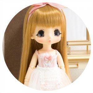 kikiサイズコルセットドレス ・Confetti