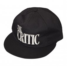 THE CRITIC HAT - BLACK
