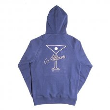 <img class='new_mark_img1' src='//img.shop-pro.jp/img/new/icons5.gif' style='border:none;display:inline;margin:0px;padding:0px;width:auto;' />LEAGUE PLAYER FLOCK HOODIE - NAVY/PINK