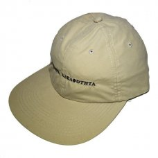 <img class='new_mark_img1' src='//img.shop-pro.jp/img/new/icons47.gif' style='border:none;display:inline;margin:0px;padding:0px;width:auto;' />Long Letter Baseball Cap (Khaki)