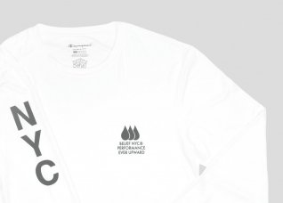 PERFORMANCE CHAMPION  JERSEY - WHITE