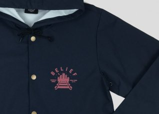 QUEENSBORO JACKET - NAVY