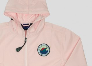<img class='new_mark_img1' src='//img.shop-pro.jp/img/new/icons5.gif' style='border:none;display:inline;margin:0px;padding:0px;width:auto;' />MESSAGE WINDBREAKER - SOFT PINK