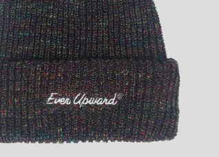 UPWARD BEANIE - RAINBOW
