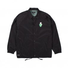 <img class='new_mark_img1' src='//img.shop-pro.jp/img/new/icons47.gif' style='border:none;display:inline;margin:0px;padding:0px;width:auto;' />FRIDA NERMAL COACH JACKET (BLACK)